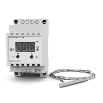 Терморегулятор цифровой для высоких температур ТР-500
