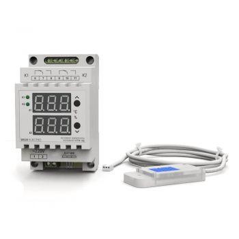 Регулятор влажности цифровой с терморегулятором РТВ-10Д