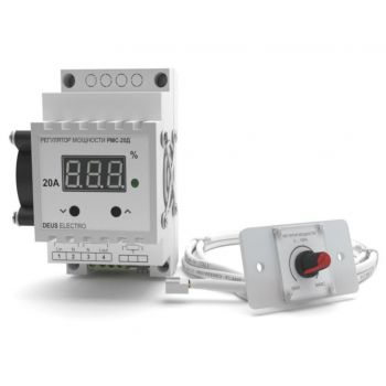 Регулятор мощности симисторный РМС-20Д