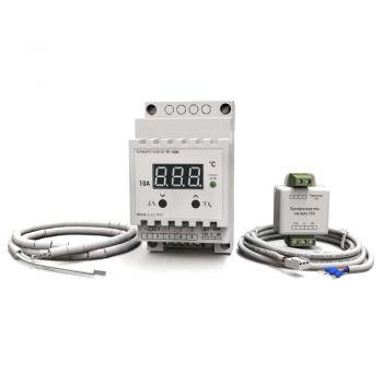 Терморегулятор цифровой для высоких температур ТР-1000 (999°C)